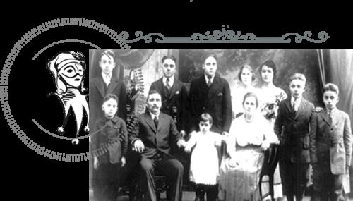 Alla Famiglia Family Photo